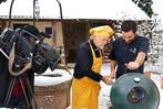 Fotos: Dreharbeiten im Gasthaus Raben in Horben