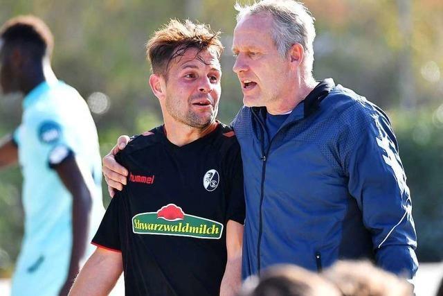 SC Freiburg spielt auch beim zweiten Test unentschieden