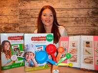Kinderleichte Becherküche: Birgit Wenz bringt Kindern das Kochen bei