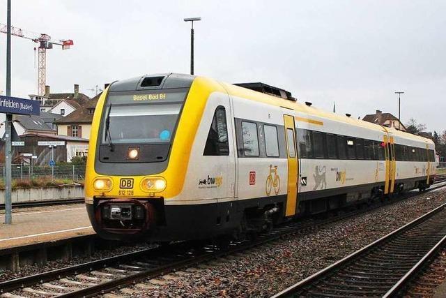 Droht auch bei der Hochrheinstrecke eine Kostenexplosion?