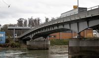 Aargau plant zweite Rheinbrücke