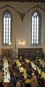 Vesperkirche in Stuttgart eröffnet