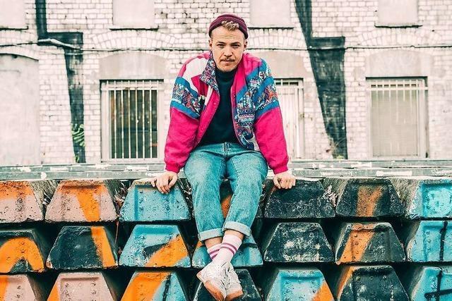 Warum der Musiker Julian Philipp David ohne Plattenlabel glücklicher ist