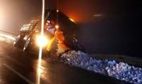 Schneeglätte führt zu Unfällen