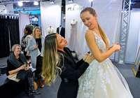 """Auf der Hochzeitsmesse """"Trau"""" wurden die Trends der Branche vorgestellt"""