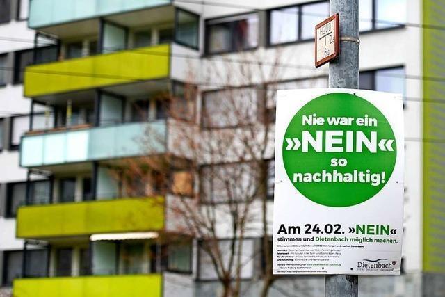 Dietenbach-Befürworter treffen sich zum ersten Vernetzungstreffen