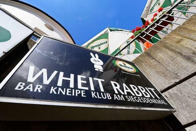 Das White Rabbit schließt Ende April
