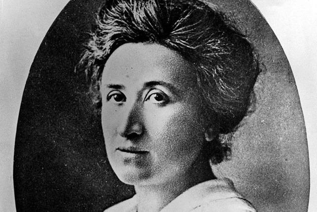 Warum Rosa Luxemburg eine so widersprüchliche Person der Zeitgeschichte ist