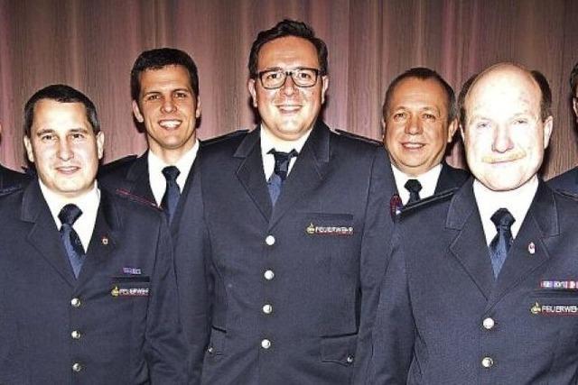 Dirk Baier ist neuer Vize bei der Feuerwehr Weitenau