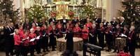 Reicher Applaus für die Bad Krozinger Chorgemeinschaft