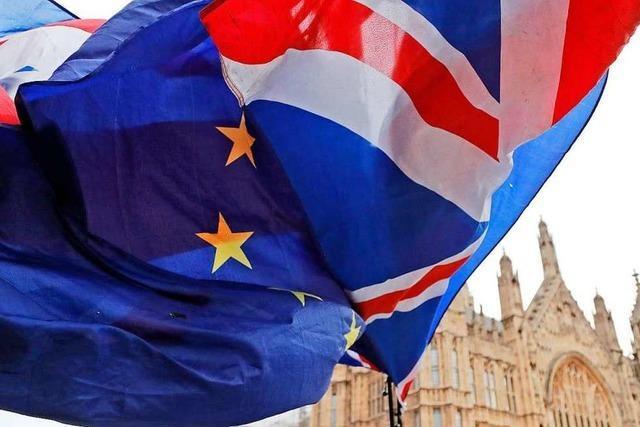 Live-Blog: Britisches Parlament lehnt Brexit-Abkommen ab