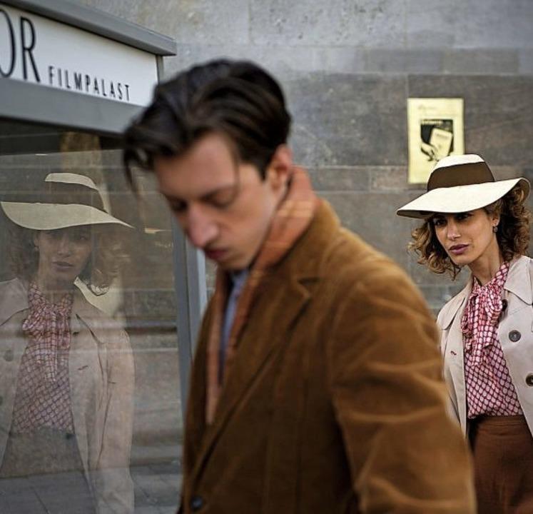 Max Mauff und Ruby O'Fee   | Foto: NDR/Looks