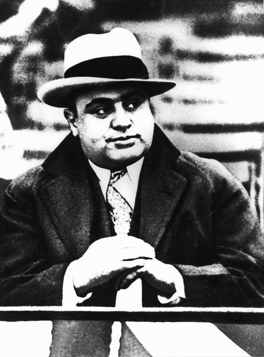 Al Capone  | Foto: dpa