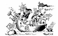 Das Narrenschiff