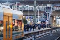 Ab Februar fahren keine Züge zwischen Freiburg und Breisach