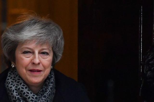 Live-Blog: Misstrauensantrag gegen britische Regierung ist gescheitert