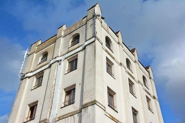Der Altweiler Turm hat neue Besitzer