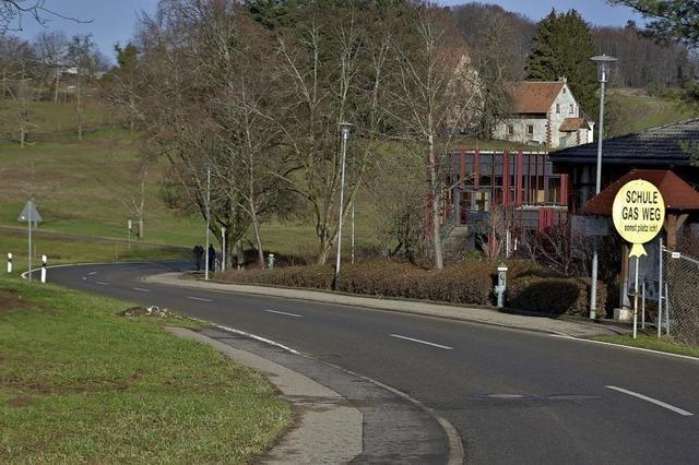 Tempo 30 für Rollbergzufahrt geplant