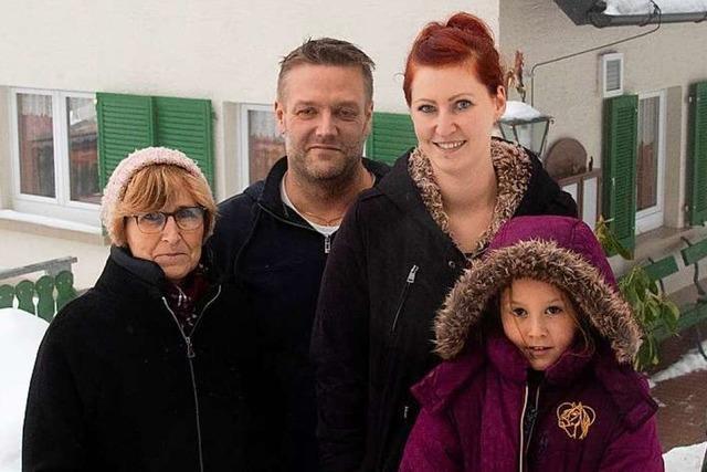 Neue Pächterin übernimmt Traditions-Wanderheim Stockmatt