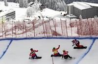 Wilde Weltcup-Ritte im Viererpack