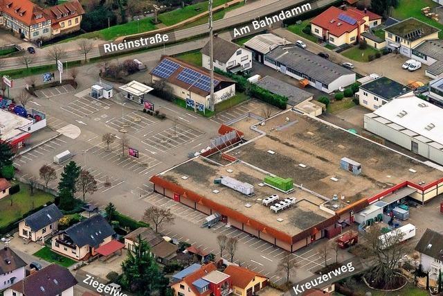 Kaufland plant Abriss und Neubau