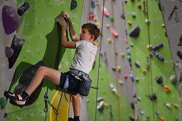 Klettern wird als Sport immer beliebter - Olympia ist ein Grund