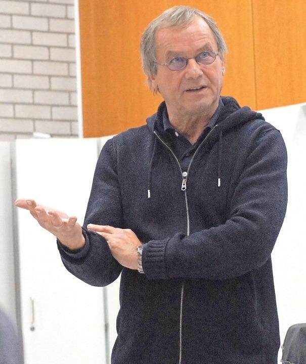 Jürgen Bittner von der Drogen- und Jug...log zwischen Eltern und Jugendlichen.   | Foto: Privat