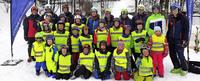 Pure Freude am Skifahren