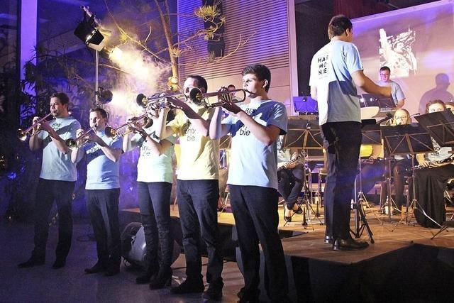 Musiker schweben in neuen Sphären