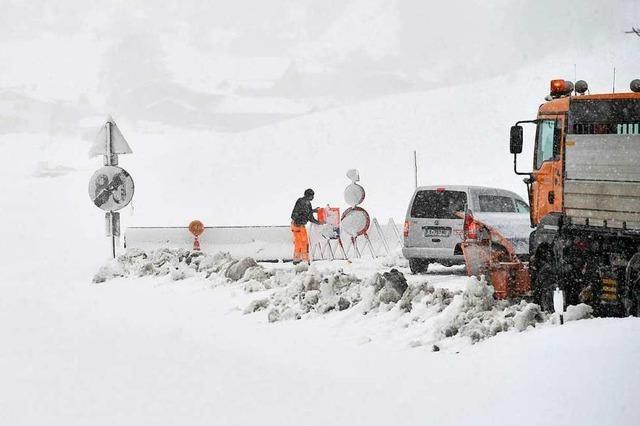 Vierter vermisster Skifahrer aus dem Südwesten tot geborgen