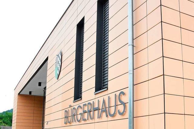 Der Haushalt der Gemeinde Au liegt über der Fünf-Millionen-Euro-Marke