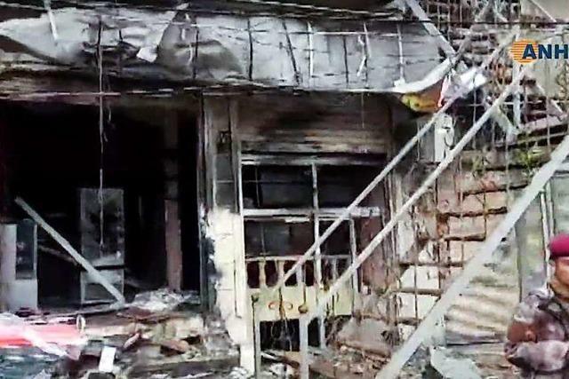 Mehrere Tote bei Anschlag in Nordsyrien – US-Soldaten unter Opfern