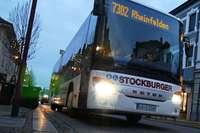Rheinfelder Busfahrer sind für Konfliktfälle geschult