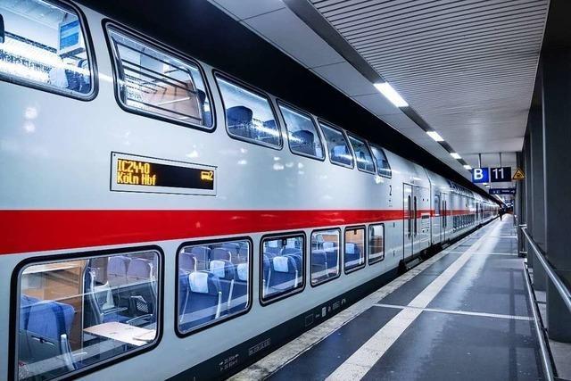 Wie kann die Bahn pünktlicher werden und einen besseren Service anbieten?