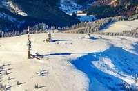 81 Zentimeter Schnee auf dem Feldberg