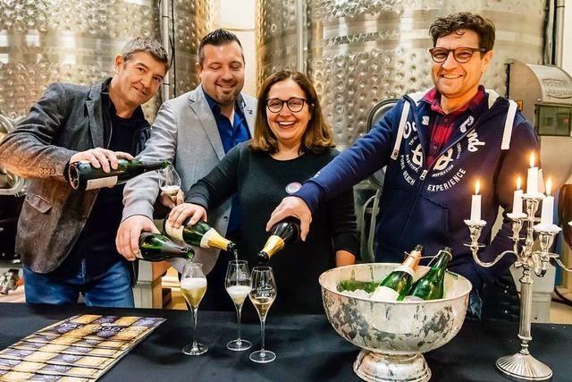 Badische Weingüter erzielen Spitzenplätze bei den Deutschen Sekt Awards