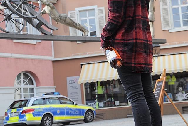 Ernüchterndes Ergebnis bei Alkohol-Testkäufen in Schopfheim