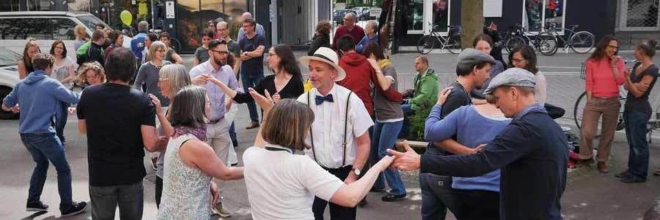 Wie Jenn Harry den Tanz Lindy Hop in Freiburg etablierte