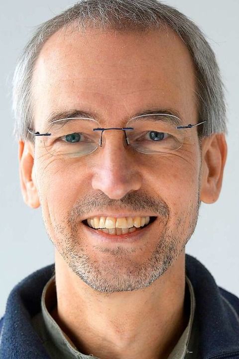 Wolfgang Reuter  | Foto: Ingo Schneider