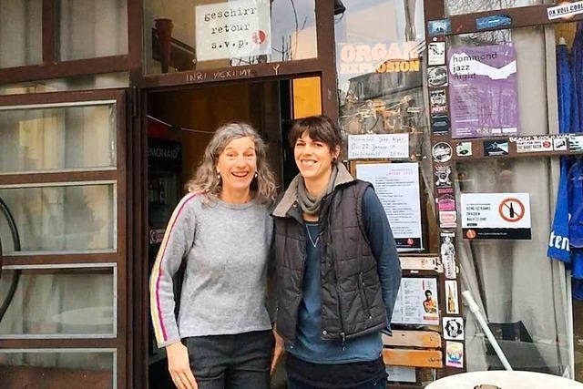 Das Jos-Fritz-Café hat zwei neue Geschäftsführerinnen