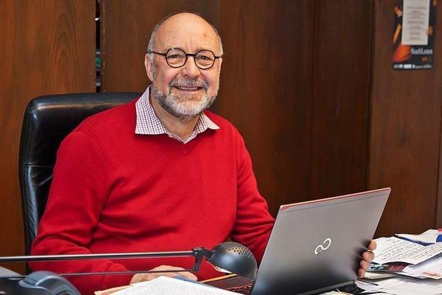 Endingens Bürgermeister geht nach 24 Jahren in den Ruhestand