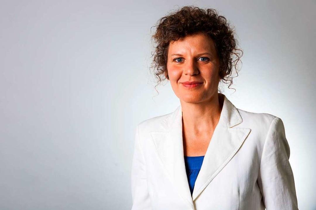 Constanze Armbrecht (39) wird neue Leiterin der Volkshochschule Offenburg.  | Foto: Sandra Jacques
