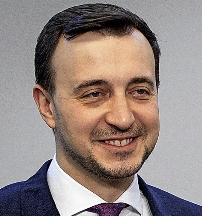 Paul Ziemiak    Foto: dpa