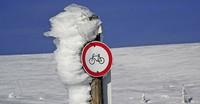 Der Winter dreht am Rad