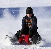 Viel Sport und Spaß im Schnee