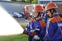 Die Feuerwehrjugend kommt nach Endenburg