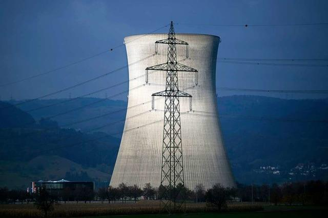 Aufsichtsbehörde: Schweizer Kernkraftwerke sind sicher