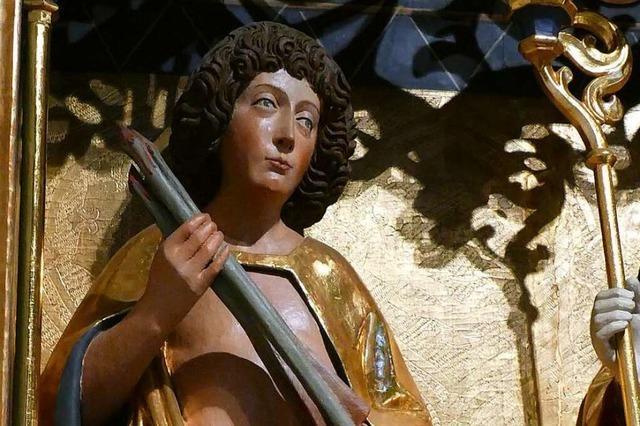 Der heilige Sebastian wurde hingerichtet – und zwar zwei Mal