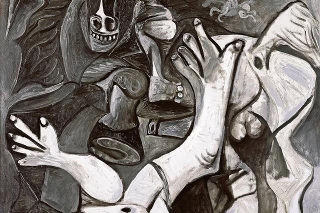 Der (fast) ganze Picasso