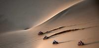 Rallye Dakar im Ziel